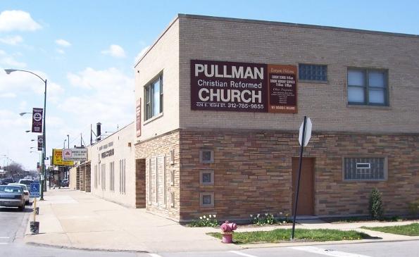 Pullman CRC